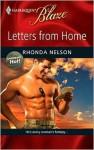Letters from Home (Uniformly Hot! #6) (Harlequin Blaze #475) - Rhonda Nelson