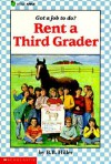 Rent A Third Grader - Bonnie Bryant Hiller, Meredith Johnson, B.B. Hiller