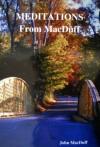 Meditations from MacDuff [Annotated] - John Macduff, Grace Gems