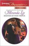 Master of Her Virtue - Miranda Lee