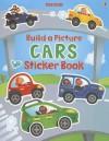 Build a Picture Cars Sticker Book (Build a Picture Sticker Books) - Felicity Brooks