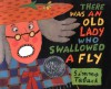 There Was an Old Lady Who Swallowed a Fly [With Instructions and 4 Paperback Books] - Simms Taback, Tom Chapin