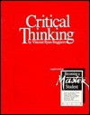 Critical Thinking Supplement To Becoming A Master Student Tools Techniques Hints Ideas - David B. Ellis