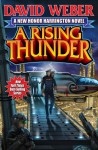 A Rising Thunder Limted Signed Edition - David Weber