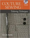 Couture Sewing: Tailoring Techniques - Claire B. Shaeffer