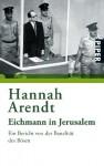 Eichmann In Jerusalem - Hannah Arendt, Brigitte Granzow