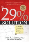 The 29% Solution: 52 Weekly Networking Success Strategies - Ivan R. Misner, Michelle R. Donovan