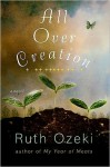 All Over Creation (Audio) - Ruth Ozeki, Anna Fields
