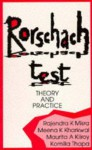 Rorschach Test: Theory and Practice - Misra