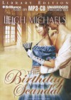 The Birthday Scandal - Leigh Michaels