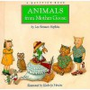 Animals from Mother Goose: A Question Book - Lee Bennett Hopkins, Kathryn Hewitt
