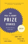 PEN/O. Henry Prize Stories 2010 - Laura Furman