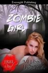 Zombie Girl - Melissa Hosack