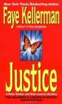 Justice - Faye Kellerman