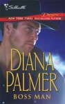 Boss Man (Bestselling Author Collection) - Diana Palmer