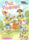 Pet Peeves - Sarah Willson