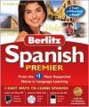 Nova Premier Spanish - Berlitz Publishing Company, Berlitz Publishing