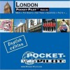 MAP: London Laminated Pocket Map by Pocket-Pilot - NOT A BOOK