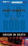 Origin in Death (In Death, #21) - Susan Ericksen