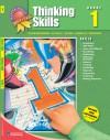 Master Skills Thinking Skills, Grade 1 (Master Skills Series) - School Specialty Publishing, Carole Gerber, American Education Publishing