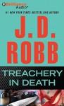 Treachery in Death - J.D. Robb, Susan Ericksen