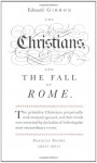The Christians and the Fall of Rome (Great Ideas) - Edward Gibbon