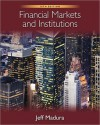 Financial Markets and Institutions (with Stock Trak Coupon) - Jeff Madura