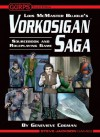 GURPS The Vorkosigan Saga Sourcebook and Roleplaying Game - Genevieve Cogman, Steve Jackson