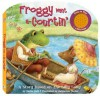 Froggy Went A-Courtin: A Story Based on a Silly Song - Barbie Heit, Jacqueline Decker