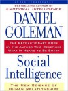 Social Intelligence: The New Science of Human Relationships (MP3 Book) - Daniel Goleman