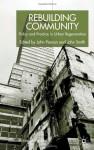 Rebuilding Community - John Pierson