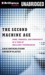 The Second Machine Age: Work, Progress, and Prosperity in a Time of Brilliant Technologies - Erik Brynjolfsson, Andrew McAfee