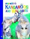 Australian Kangaroos And Wallabies (Nature Kids) - Pat Slater, Steve Parish