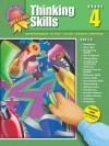 Master Skills Thinking Skills, Grade 4 - School Specialty Publishing, Carole Gerber, American Education Publishing