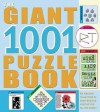 The Giant 1001 Puzzle Book - Robert Allen