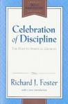 Celebration of Discipline (Audio) - Richard J. Foster
