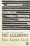 The Alpha List - Ted Allbeury