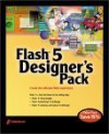 Flash 5 Designer's Pack [With CD-ROM] - Bill Sanders, Sherry London, Dan London