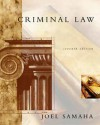 Criminal Law [With CDROM] - David W. Neubauer, Joel Samaha