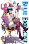 Blue Exorcist - Tome 4 - Kazue Kato, Sylvain Chollet