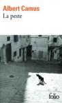 La Peste (Folio) - Albert Camus, Edy Legrand
