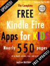 The Complete Free Kindle Fire Apps For Kids (Free Kindle Fire Apps That Don't Suck) - The App Bible