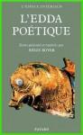 L'edda Poétique - Anonymous, Régis Boyer