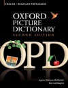 Oxford Picture Dictionary English-Brazilian Portuguese: Bilingual Dictionary for Brazilian Portuguese speaking teenage and adult students of English - Jayme Adelson-Goldstein, Norma Shapiro