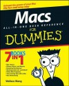 Macs All-In-One Desk Reference for Dummies - Wallace Wang