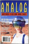 Analog Science Fiction/Science Fact March, 1996 - Stanley Schmidt