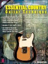 Essential Country Guitar Technique [With CD] - Michael Fath