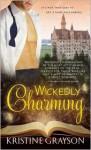 Wickedly Charming (Fates #7) - Kristine Grayson