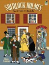 Sherlock Holmes Activity Book - David Schimmell