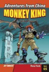 Monkey King, Volume 5: Three Trials - Wei Dong Chen, Chao Peng